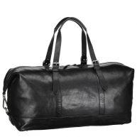 Leonhard Heyden Roma Travel Bag black