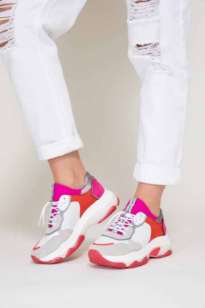 Rosa Sneaker Dichiarazione lcjmc6G