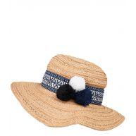 Becksöndergaard Hoeden en caps Coachella Hat Blauw