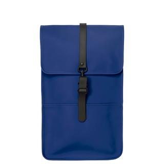 backpack rugzak 15 inch blue