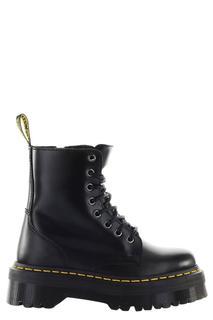 jadon smooth black boot