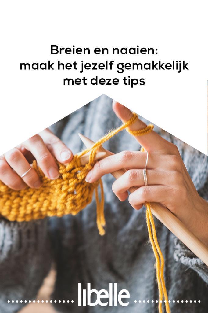 breien naaien tips