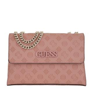 Cross Body Bags - Janelle Convertible Xbody Flap Rosewood in roze voor dames