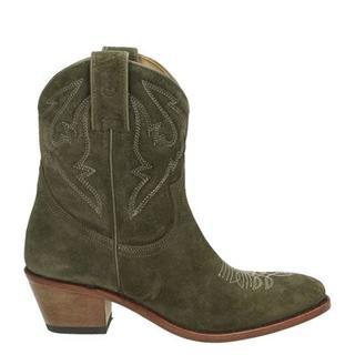 Dakota cowboylaarzen kaki