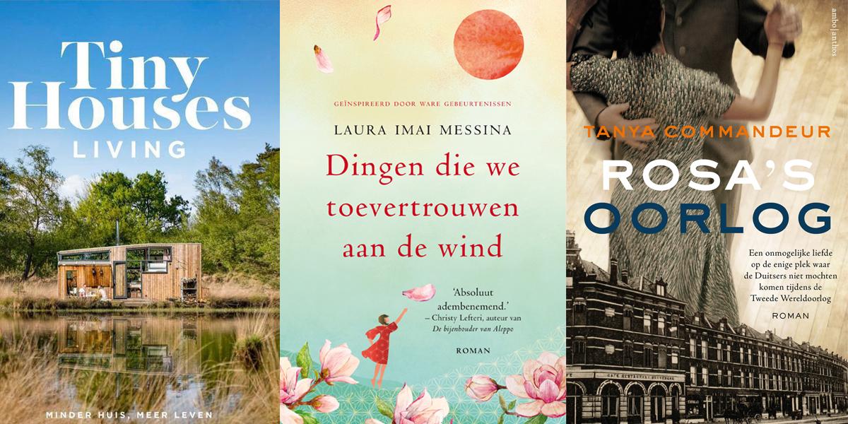nieuwe boeken november