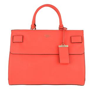 Tote - Shailene Large Satchel Lava in rood voor dames - Gr. Large