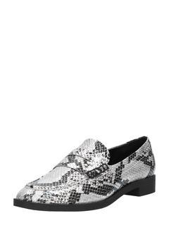 dames loafers - Zilvergrijs