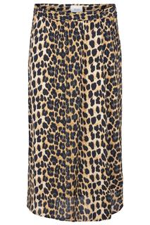 Rok DASY lang animal print