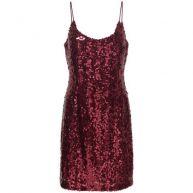 Only Pailletten Mouwloze jurk