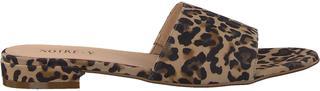 Bruine Slippers 41167