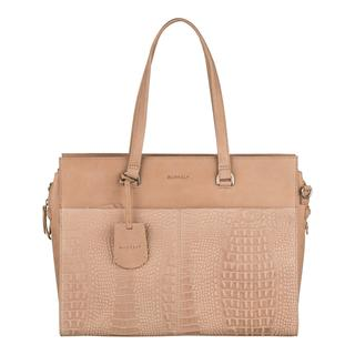 About Ally Workbag - Bisque Roze