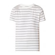 Selected Femme My Perfect Tee T-shirt met streepdessin