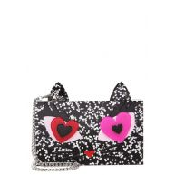 KARL LAGERFELD CHOUPETTE LOVE Clutch black