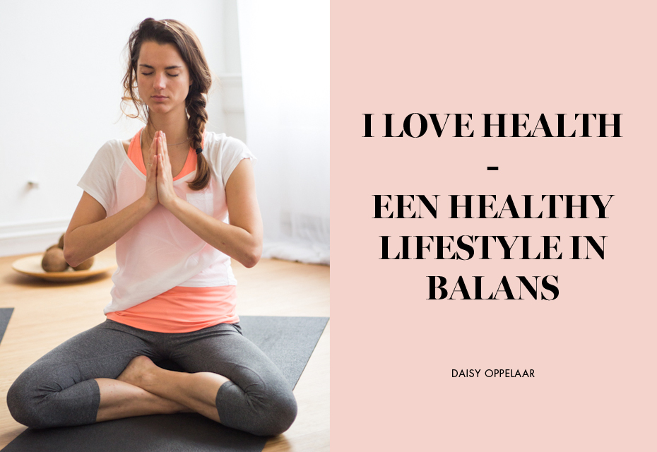 I Love Health - healthy lifestyle in balans