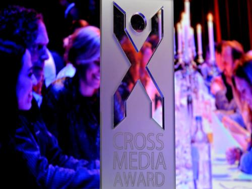 Sanoma 11 keer genomineerd voor Cross Media Awards!