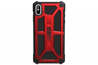 Monarch Backcover voor iPhone Xs Max - Rood