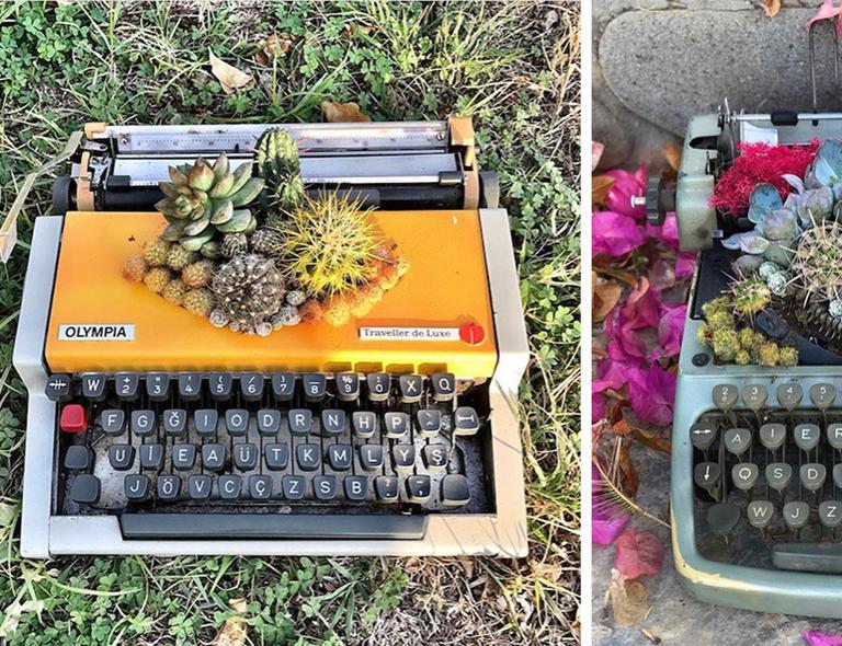 vintage typemachines