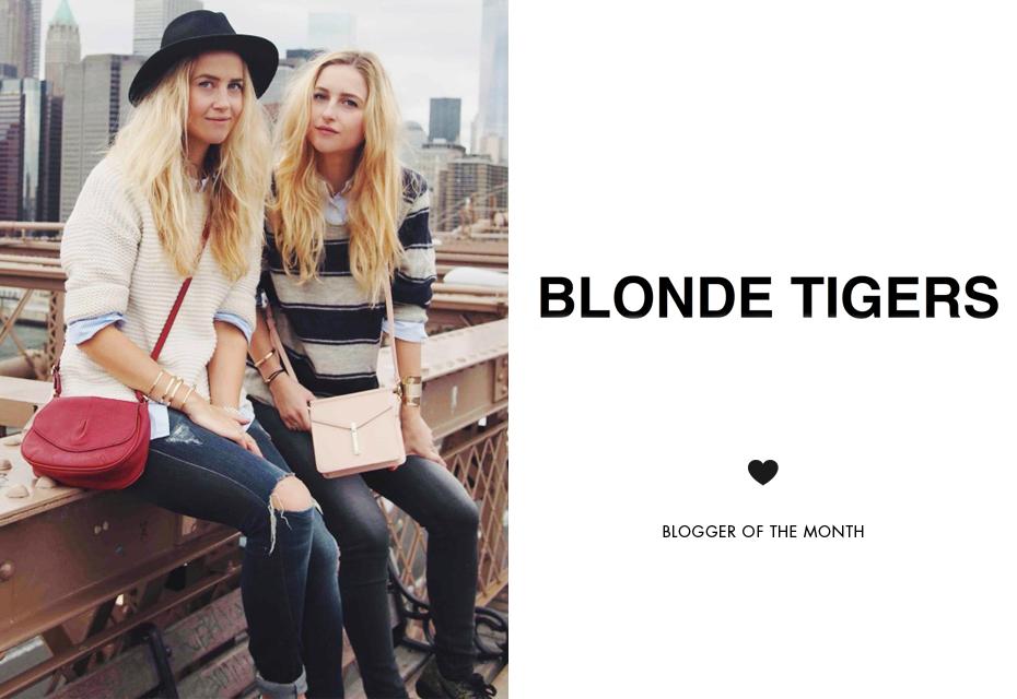 Blondetigers