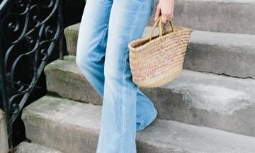 Fashionchick mannenpanel: Flared jeans