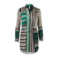 Miss Etam Regulier tuniek met strepen