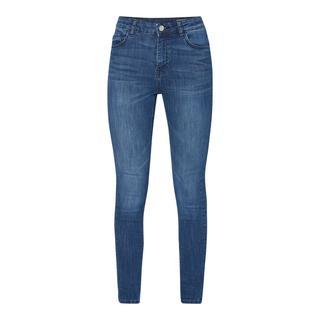 Skinny fit high waist jeans