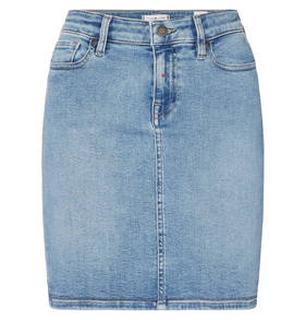 Slim fit korte spijkerrok