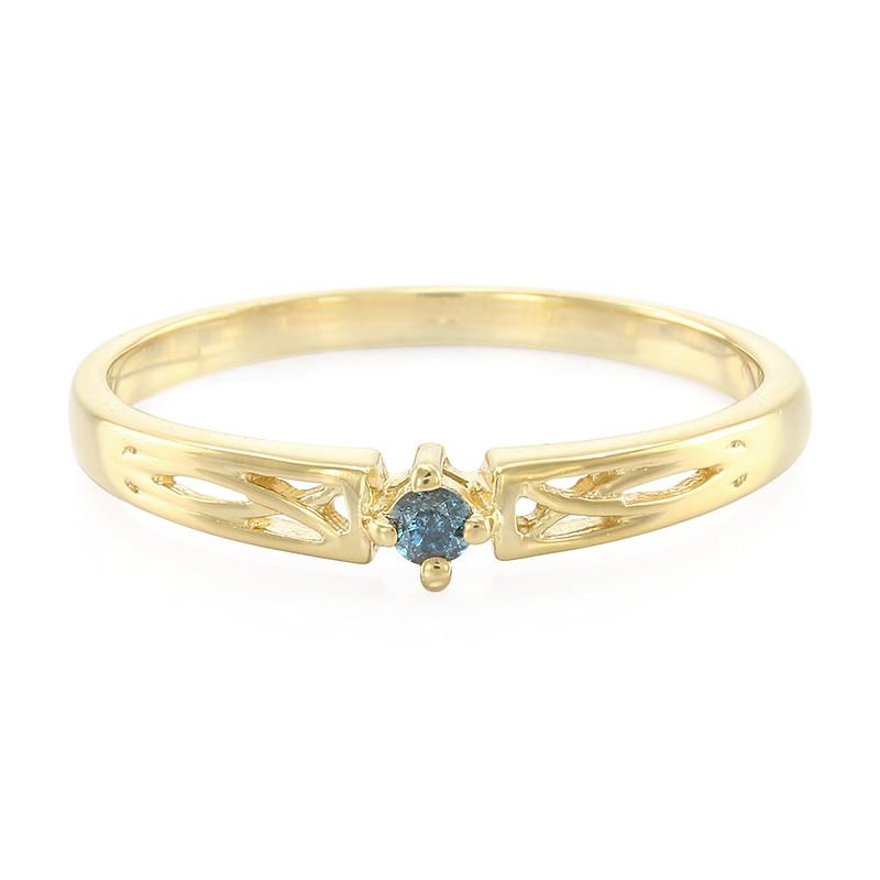 In Nederland Online Juwelo Zilveren ring met een koningsblauwe diamant (Cavill) Countdown Pakket Online Te Koop Uitstekende En Voordelige Prijs utNpkwWKVw