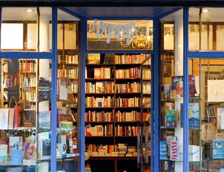 lokale boekhandel