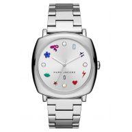 Marc Jacobs MANDY Horloge silvercoloured