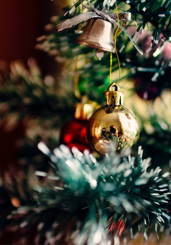 Say again?! Dit jaar willen we onze kerstboom op de kop