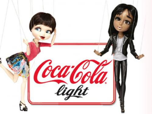 PIMP MY… By Coca Cola Light