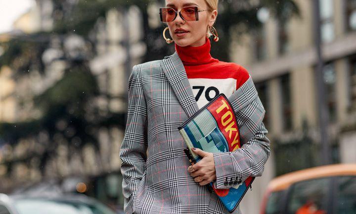 De mooiste streetstyle looks van Milaan Fashion Week