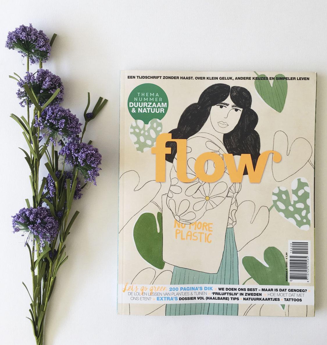 flow 4 duurzaamheid natuur
