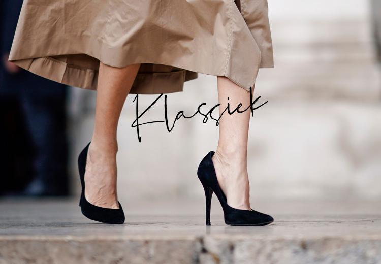 Schoenen die je als klassieke vrouw moet hebben
