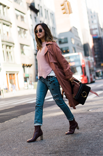 Blogger of the Week: Aimee Song van Song of Style