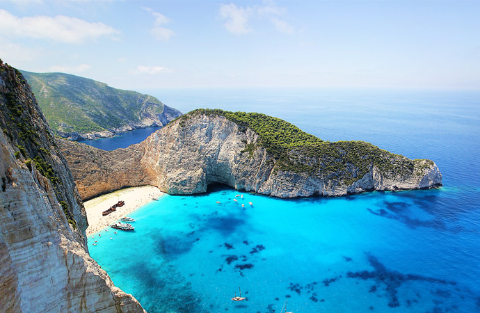 De mooiste stranden in Europa - Griekenland