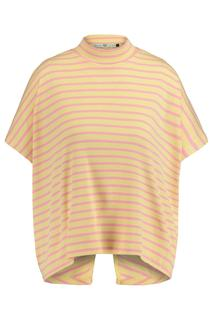 Dames T-shirt Georgina Roze