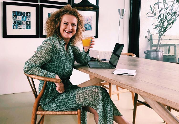 7 handige tips om fashionable thuis te werken