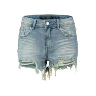 CoolCat Dames Short Adroxys18 Denim