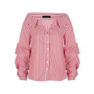 Lofty Manner Blouse Rood LP35