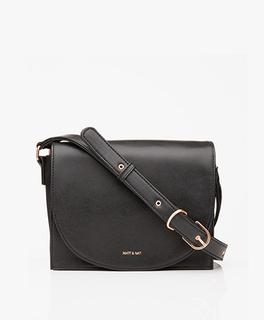 Calla Loom Cross-body Tas - Zwart