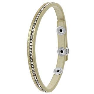 Byoux armbandje goudkleurig