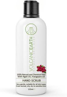 Volcanic Earth Hand Scrub met Frangipani