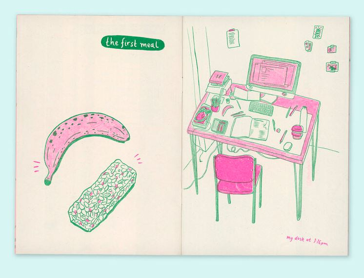 zine ashley ronning