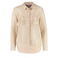 Supertrash BEASTIE Blouse nude/platinum