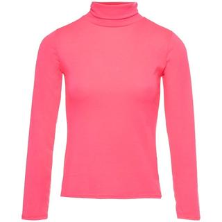 NEON TURTLENECK PINK