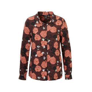 blouse met bloemenprint (dames)