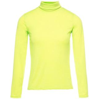 NEON TURTLENECK YELLOW