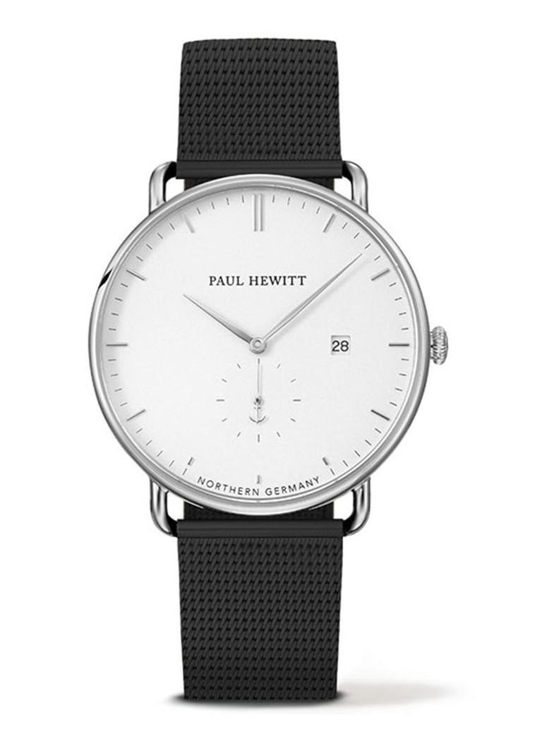 Goedkope Grote Verkoop Echt Te Koop Paul Hewitt Horloge The Grand Atlantic PH-TGA-S-W-5M Goedkope Koop Shop Voor Gratis Verzending Amazon G7D3ZA7u