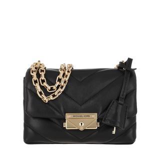 Cross Body Bags - Cece Canvas Chain Xbody Bag Black in zwart voor dames